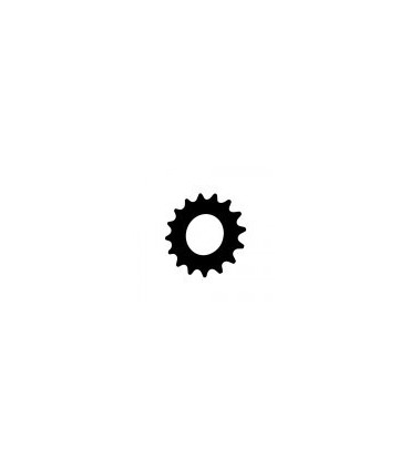 Cogs and chainrings