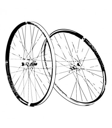 MTB Boost wheels